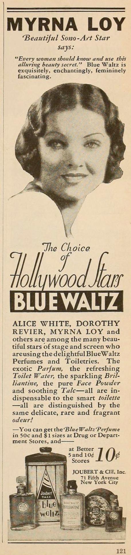 myrna loy the new movie magazine january 1931aa
