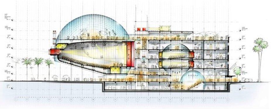 ampas museum design 01a