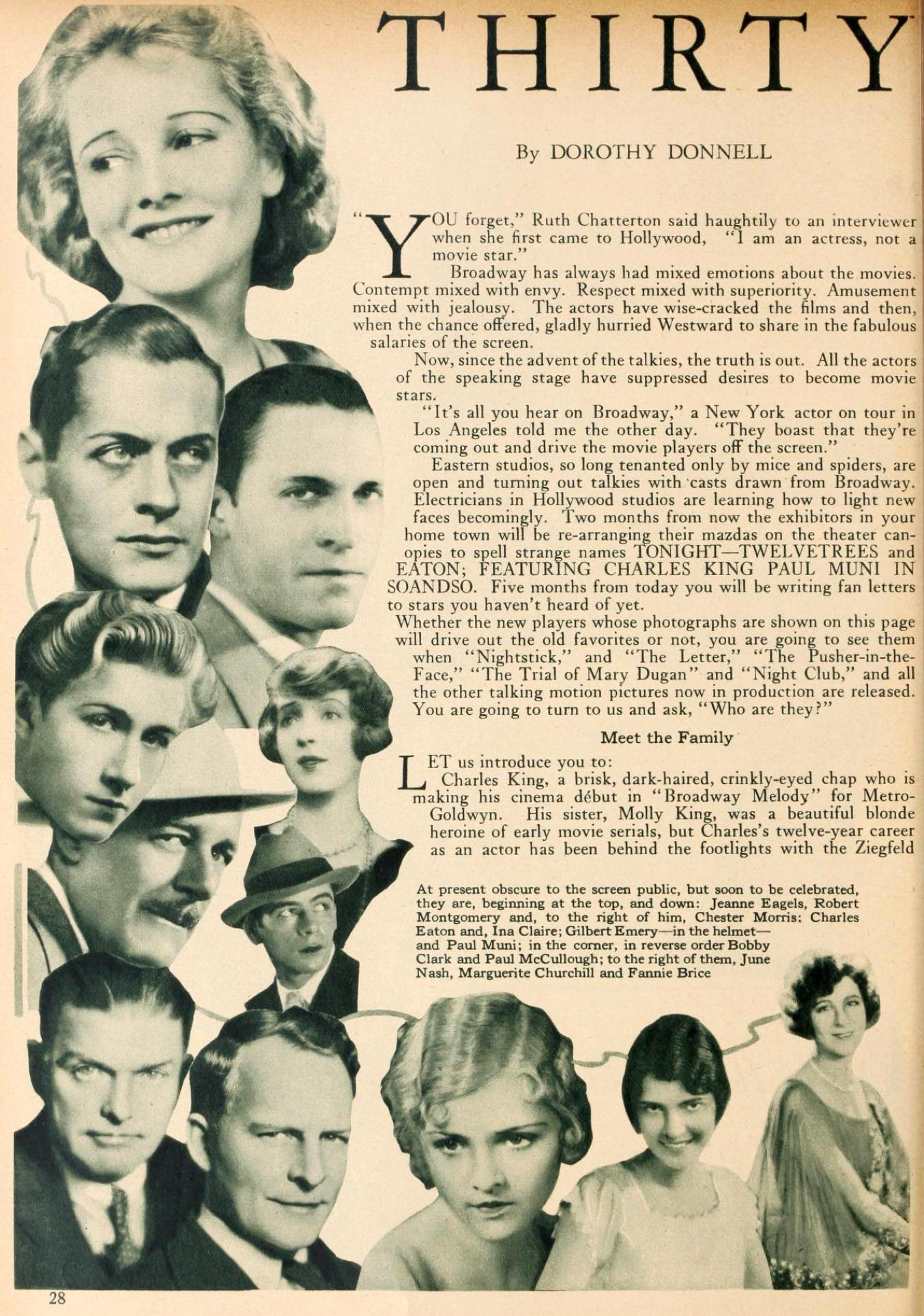 motion picture classic may 1929ea