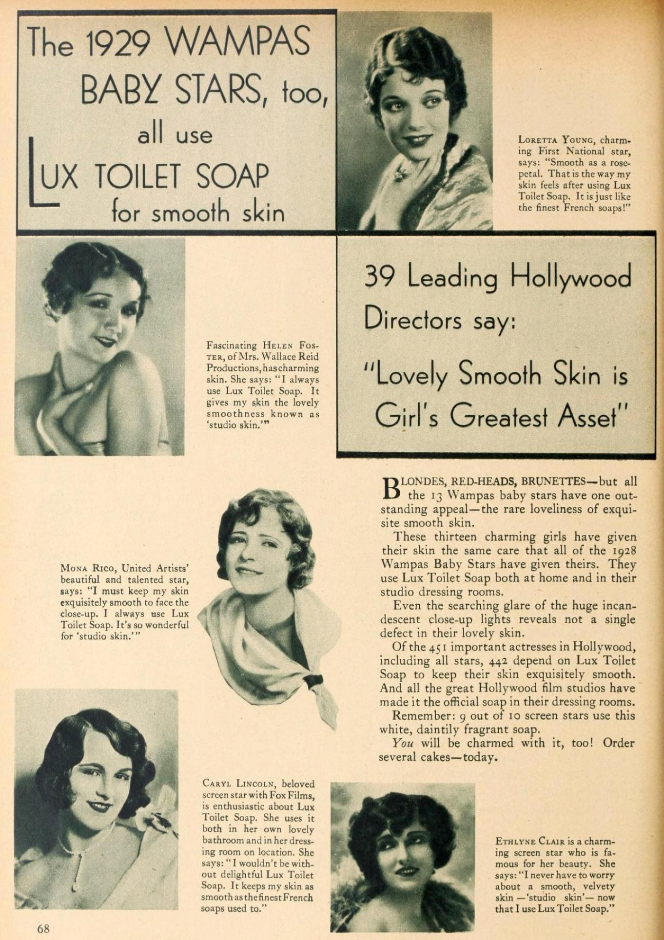 motion picture classic may 1929oa