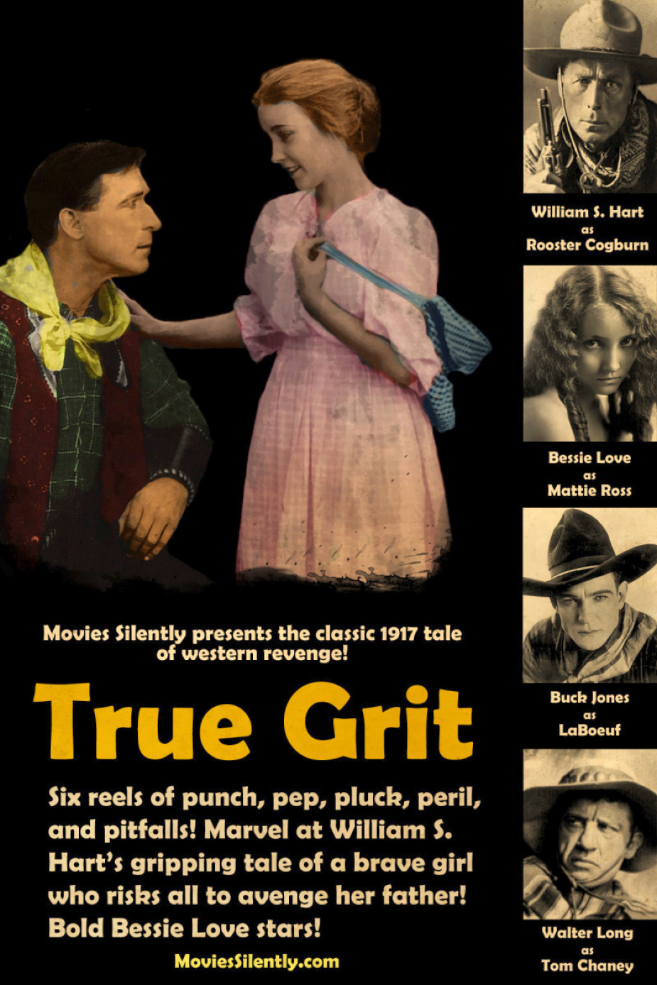 the great silent recasting true grit 00a