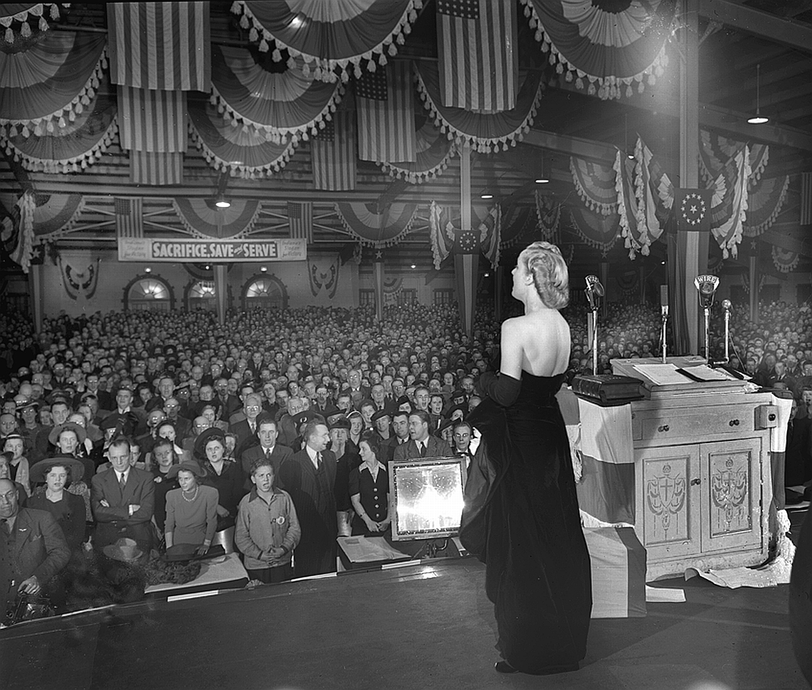 carole lombard 011542 indiana war bond rally large