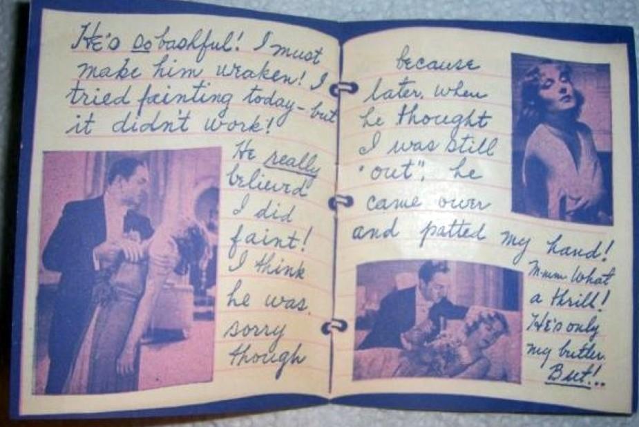 carole lombard my man godfrey diary of a debutante 03