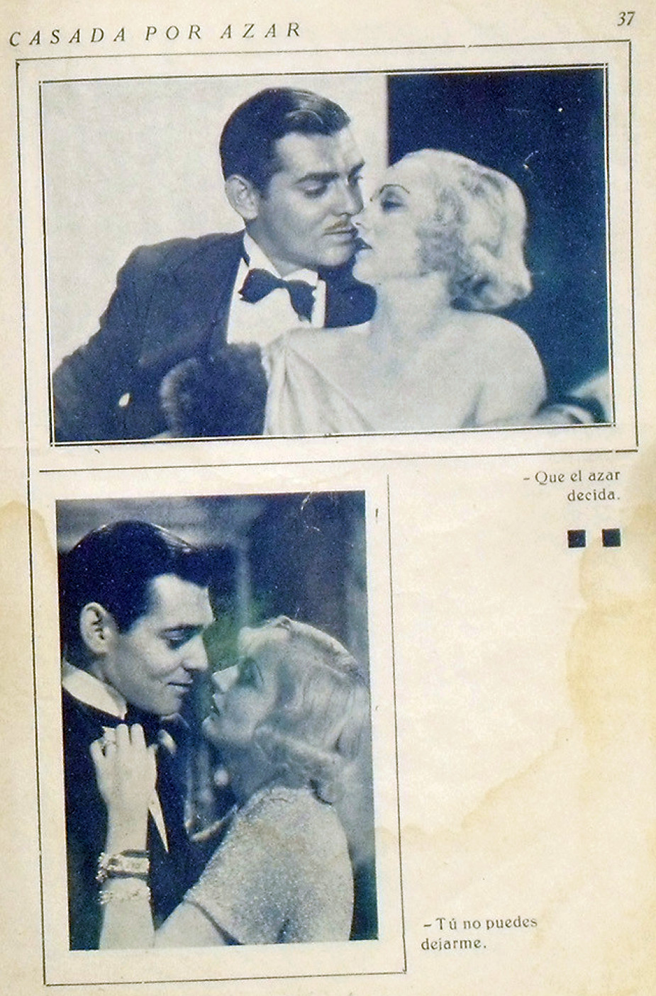 carole lombard no man of her own spanish photoplay 03a