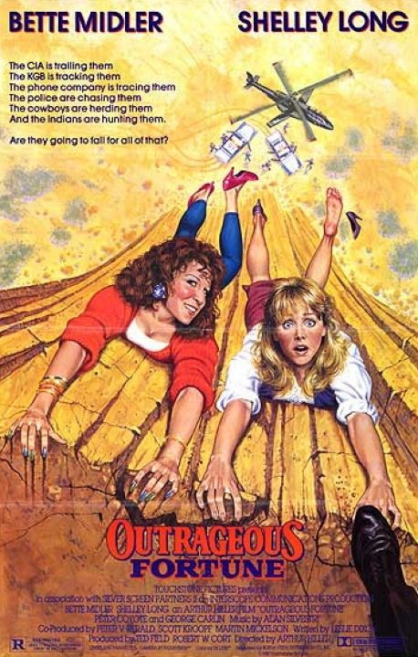 outrageous fortune poster 00