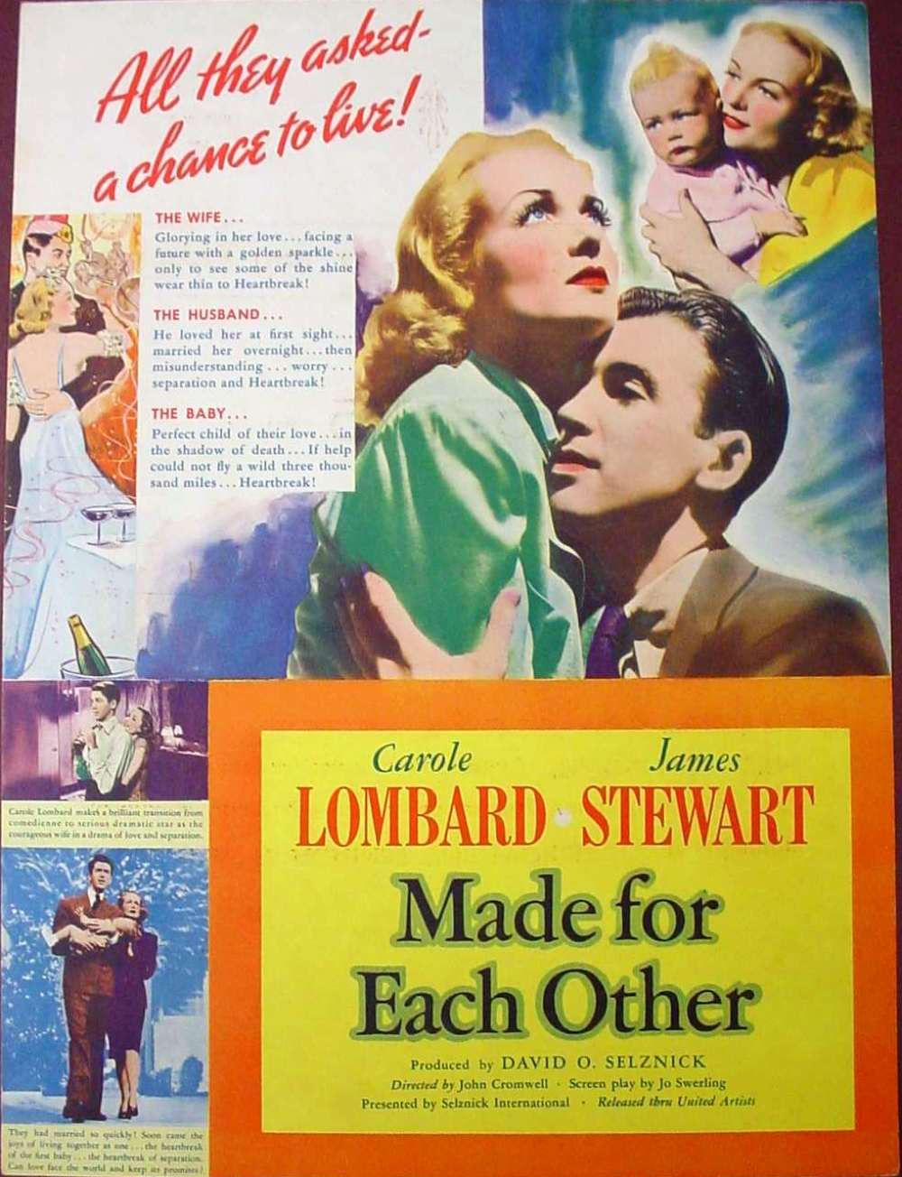 carole lombard made for each other herald 00a front