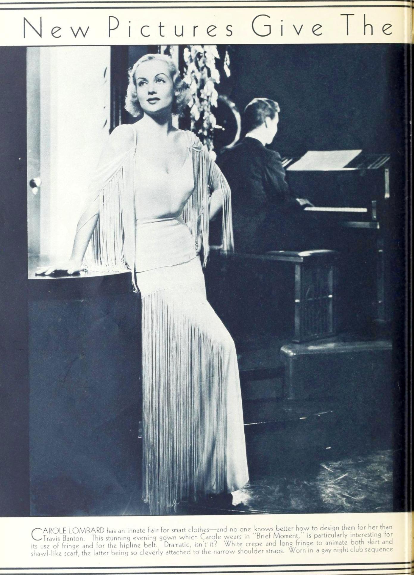carole lombard photoplay september 1933ba