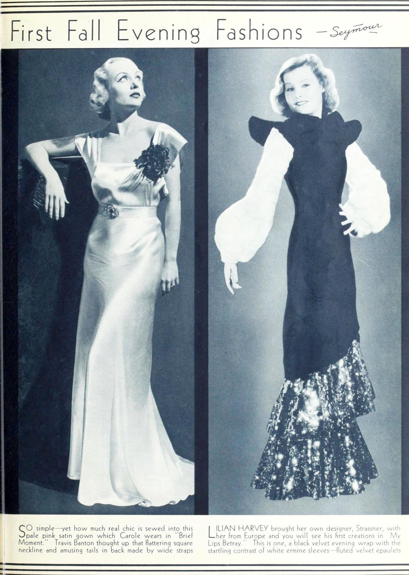 carole lombard photoplay september 1933ca