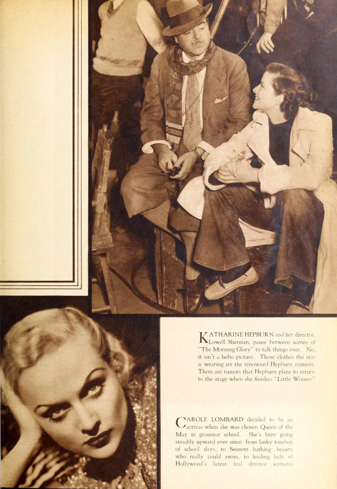 carole lombard photoplay september 1933ga