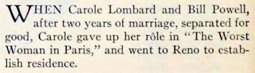 carole lombard photoplay september 1933ea