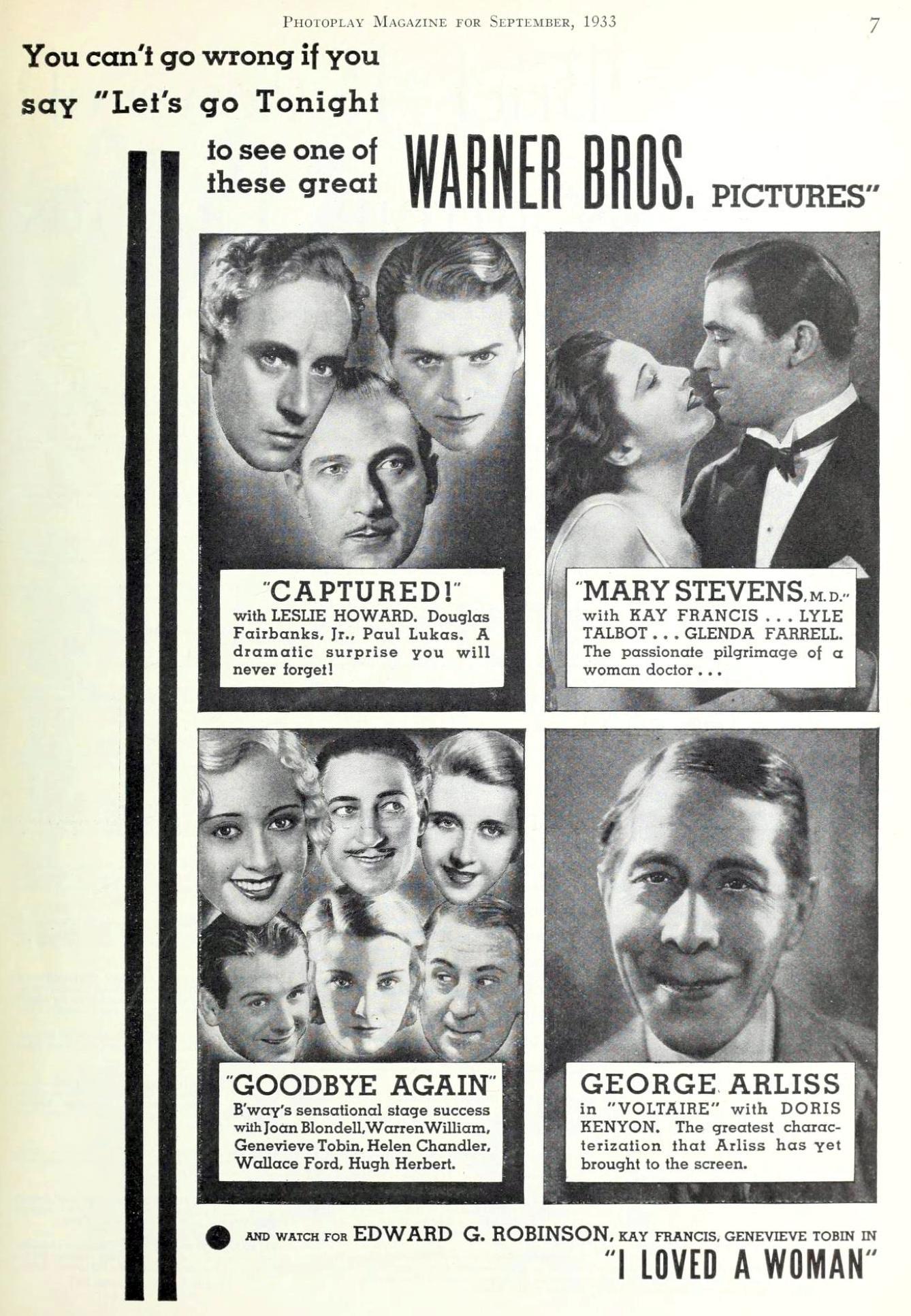 photoplay september 1933ba