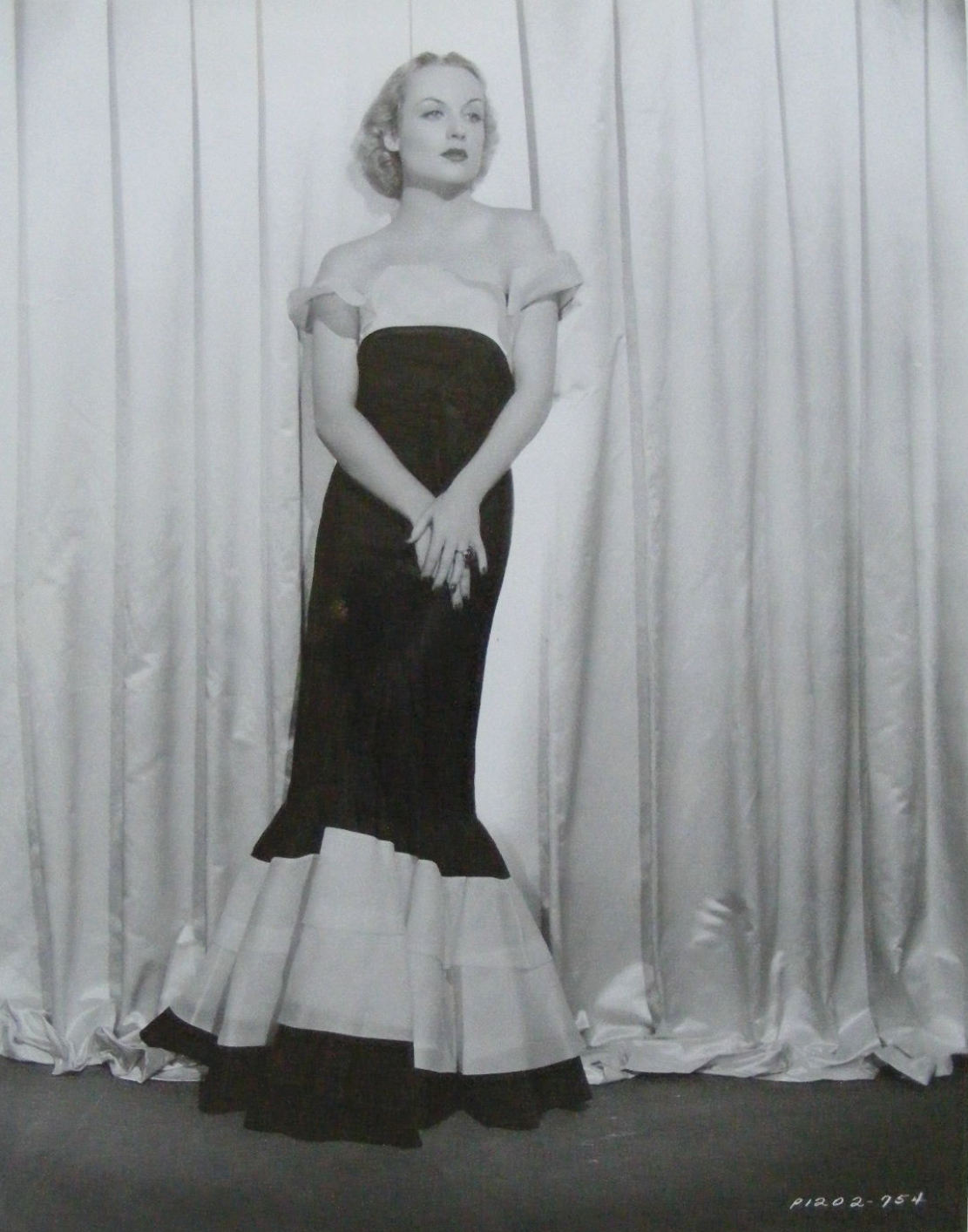 carole lombard p1202-754a large front