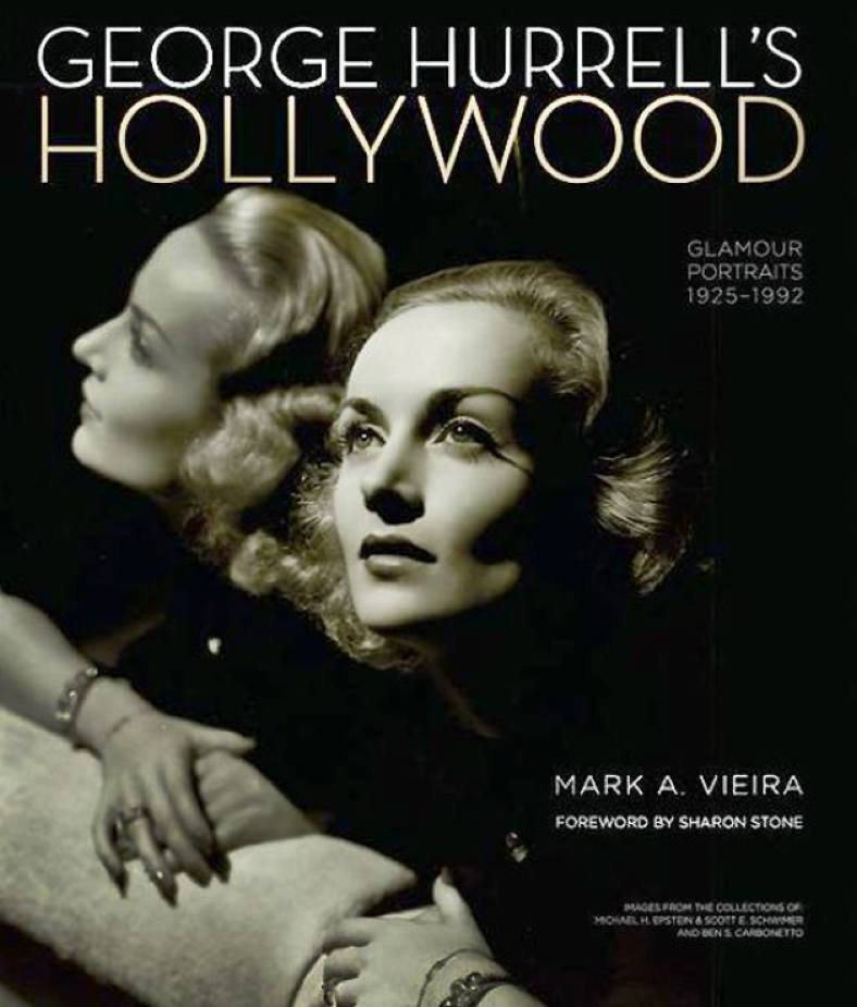 carole lombard george hurrell's hollywood cover 00a