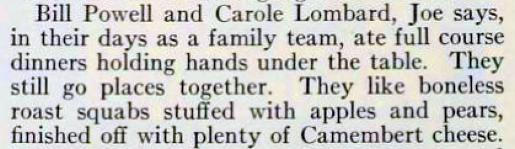 carole lombard photoplay january 1934hb