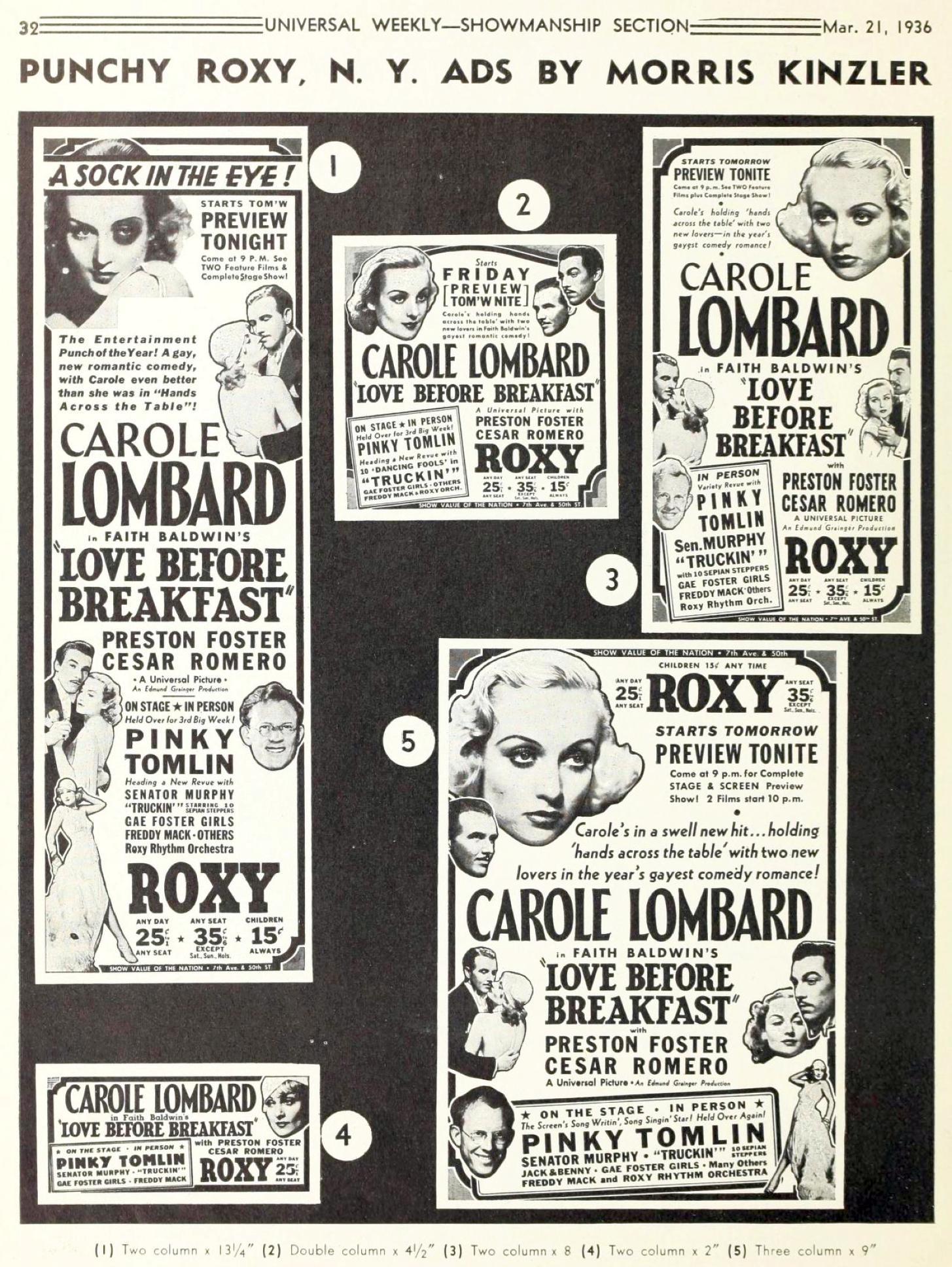 carole lombard universal weekly 032136ca