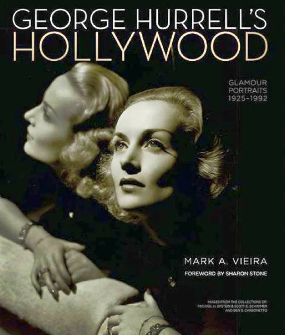 carole lombard george hurrell's hollywood cover 00b