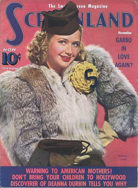 screenland november 1939