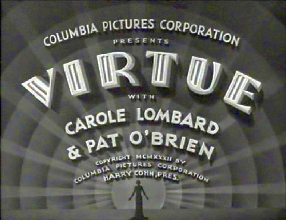 carole lombard virtue title card larger