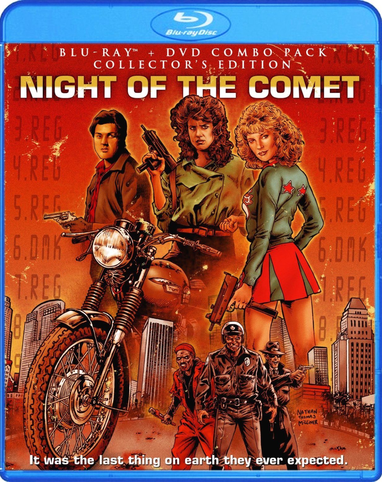 night of the comet blu-ray dvd 00a