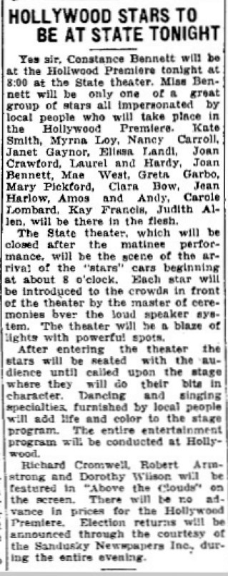 carole lombard 110738 sandusky star-journal