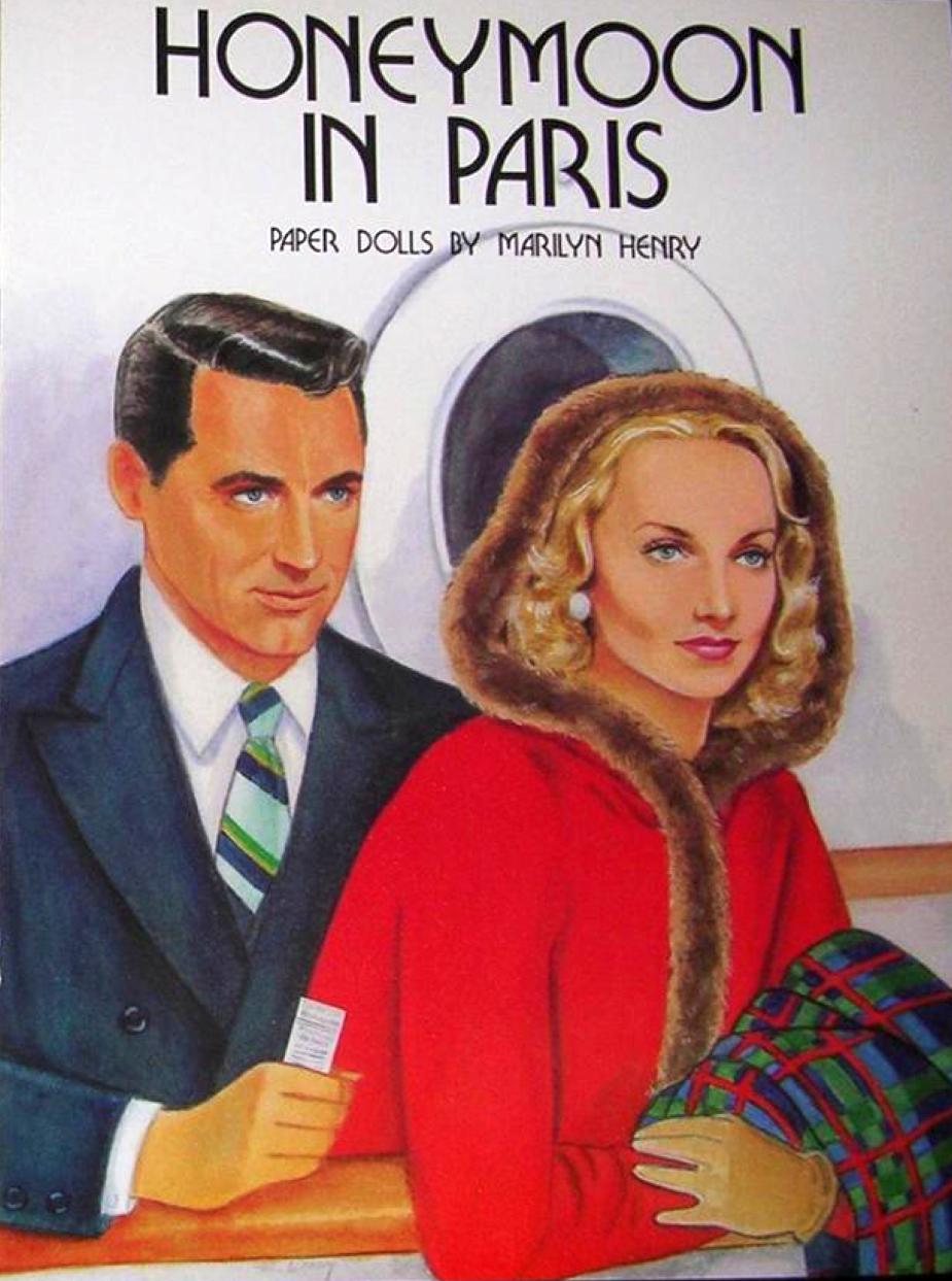 carole lombard cary grant honeymoon in paris 01a