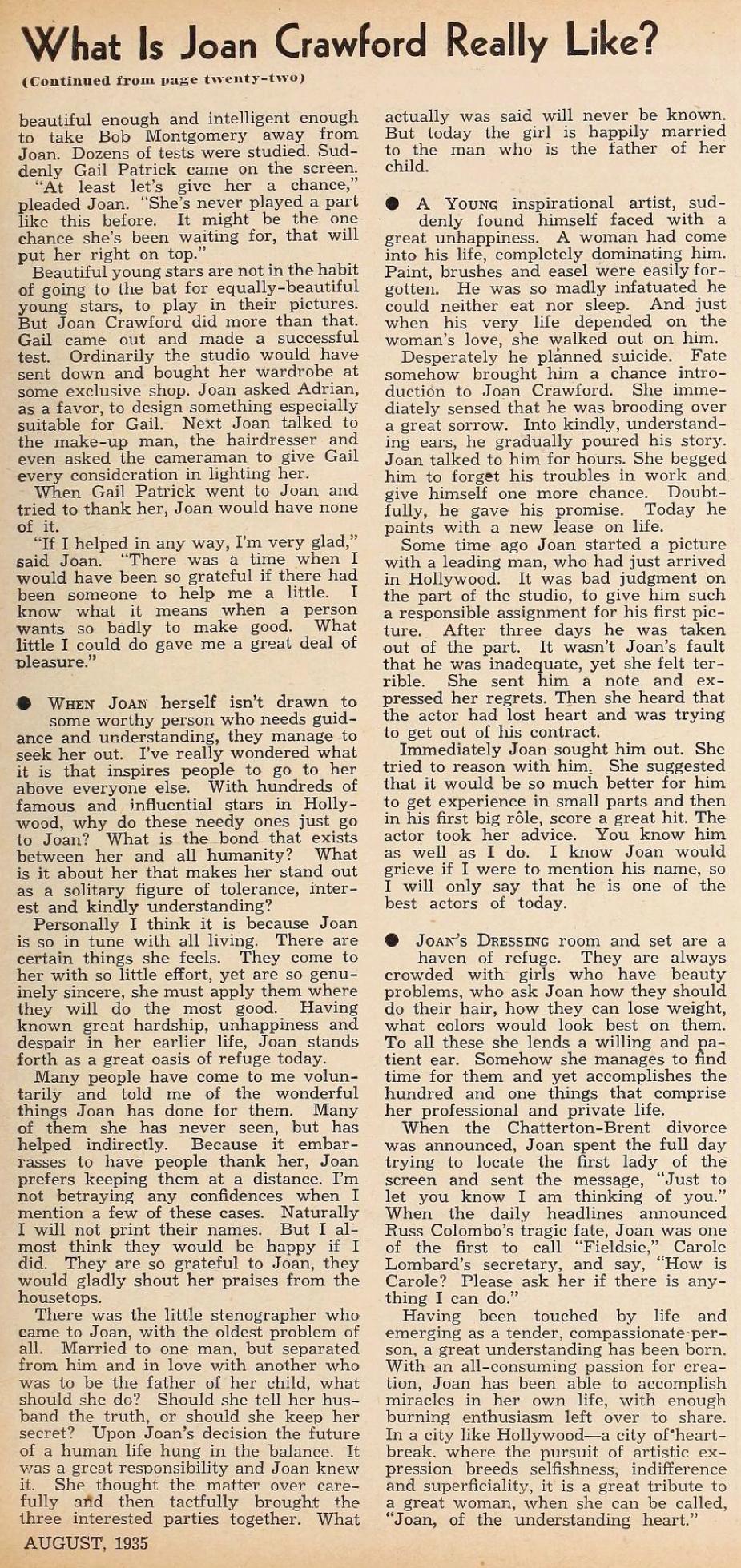 hollywood august 1935ba