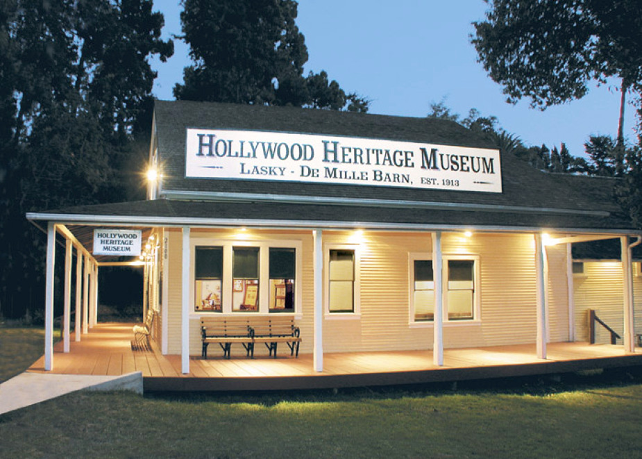 hollywood heritage museum 00a