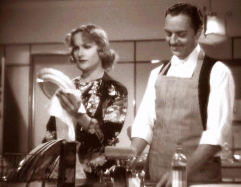 carole lombard my man godfrey page review 82a