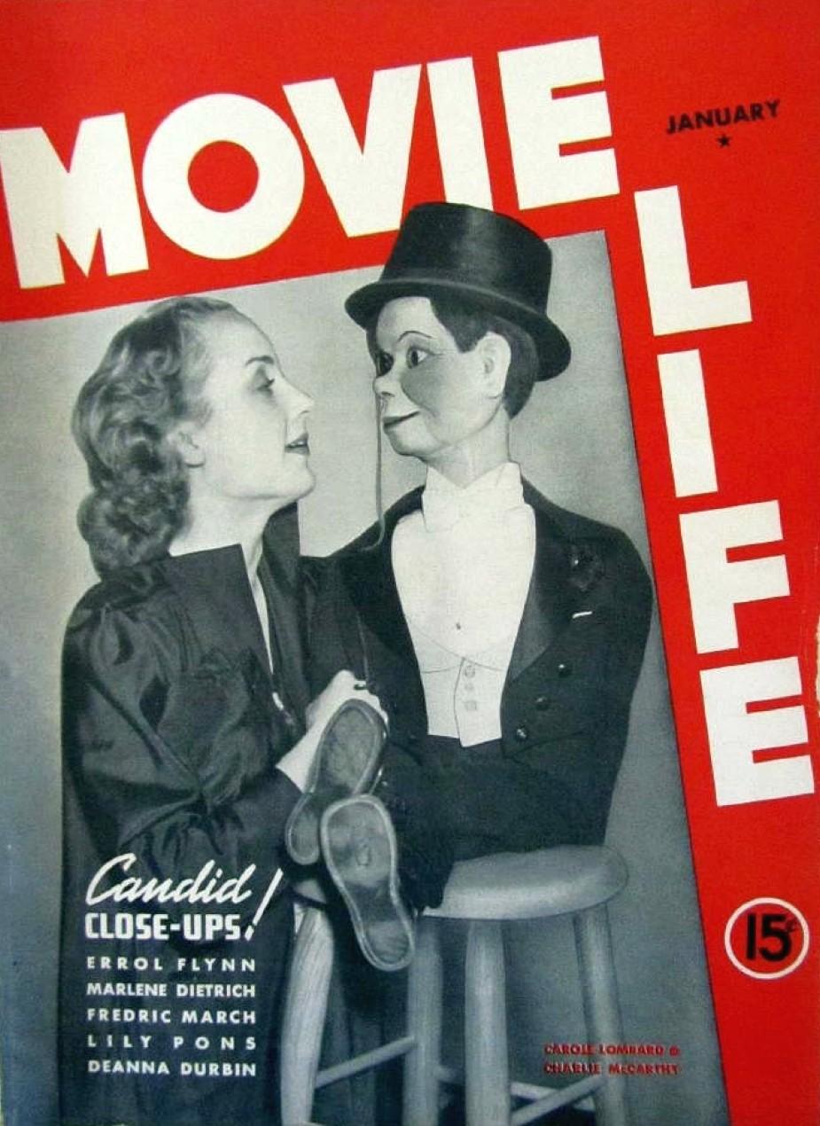 carole lombard movie life january 1938a cover