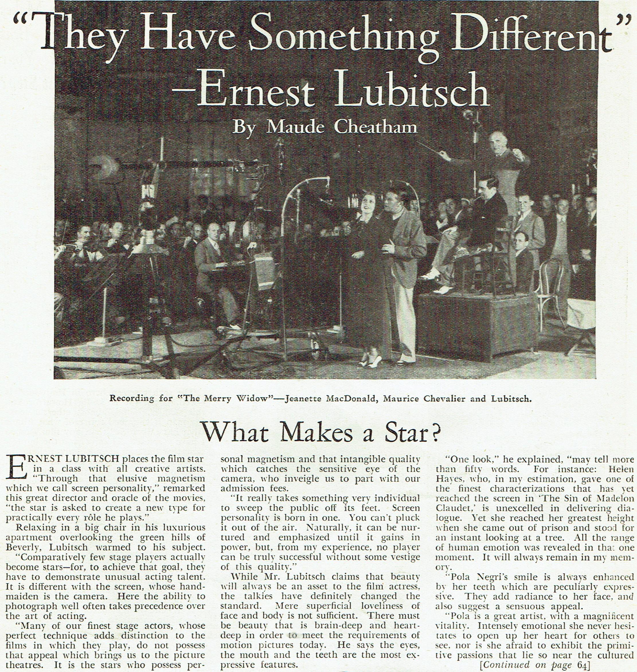 silver screen august 1934g