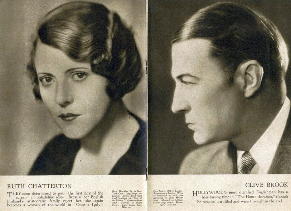 film weekly stars of the month june 1932db