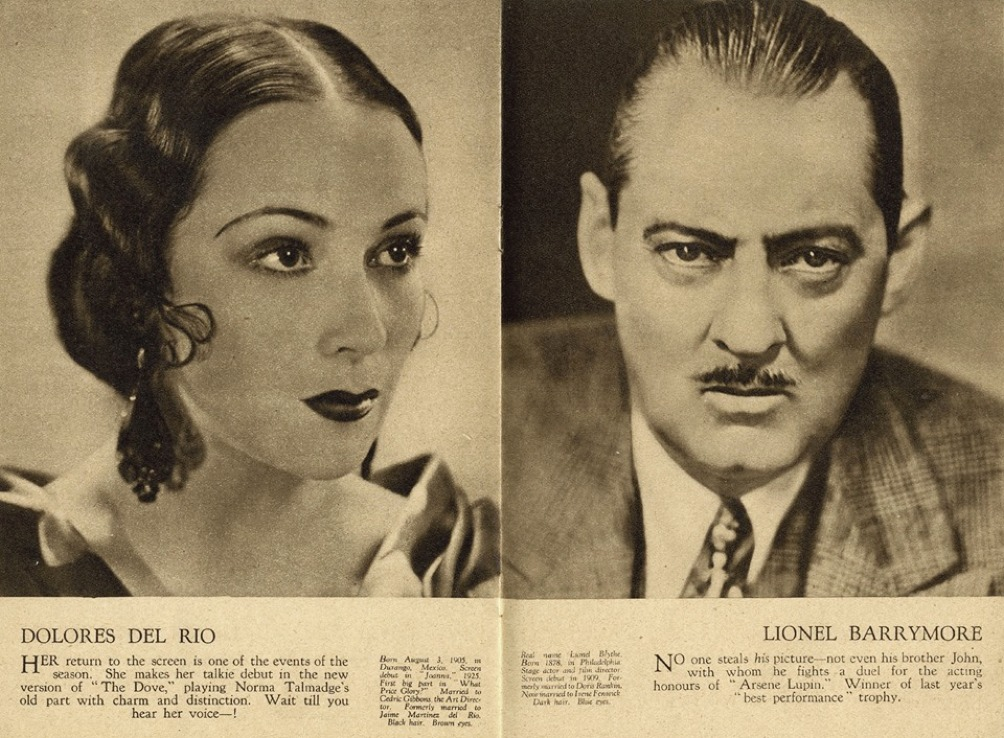 film weekly stars of the month june 1932ea