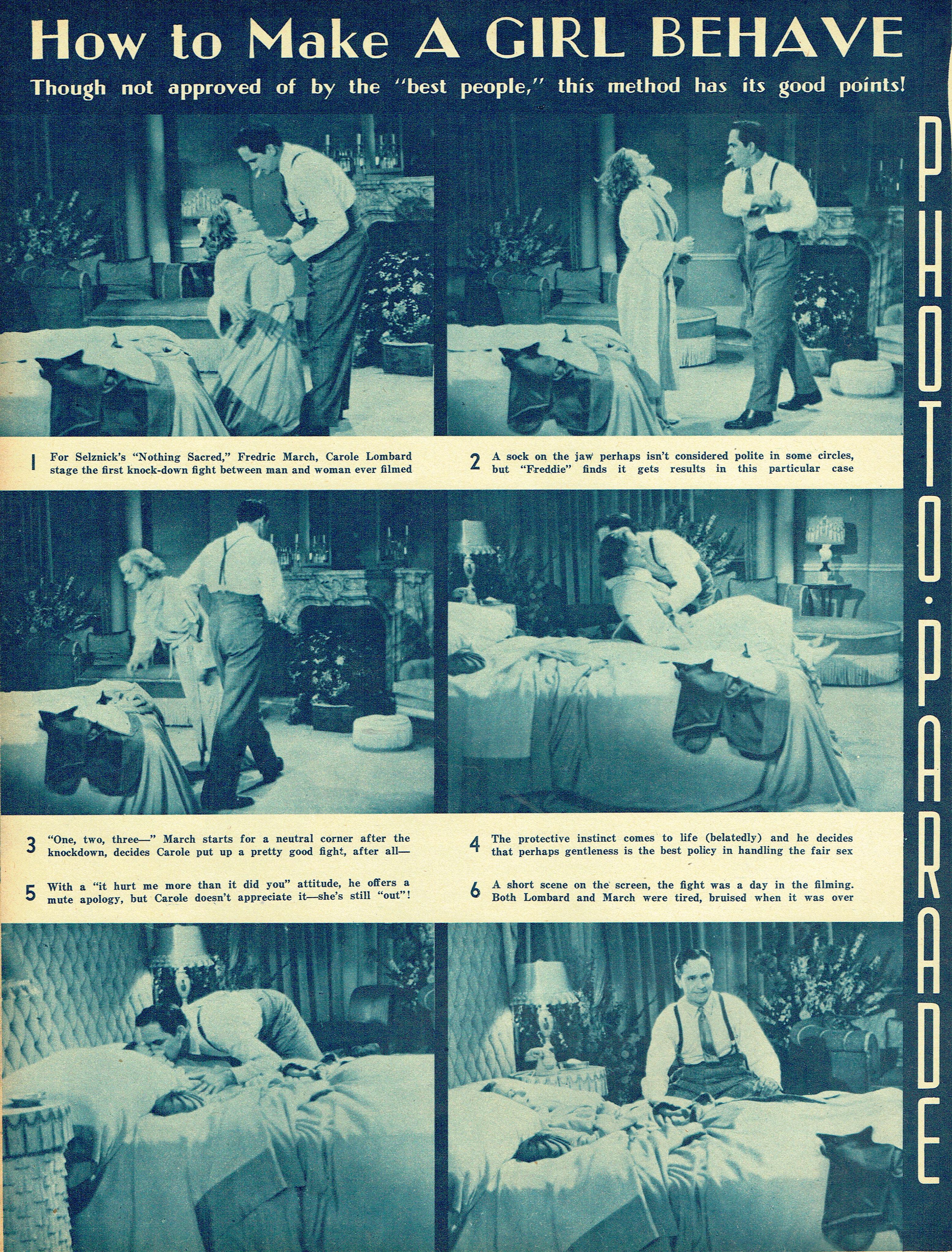 carole lombard screen guide november 1937a