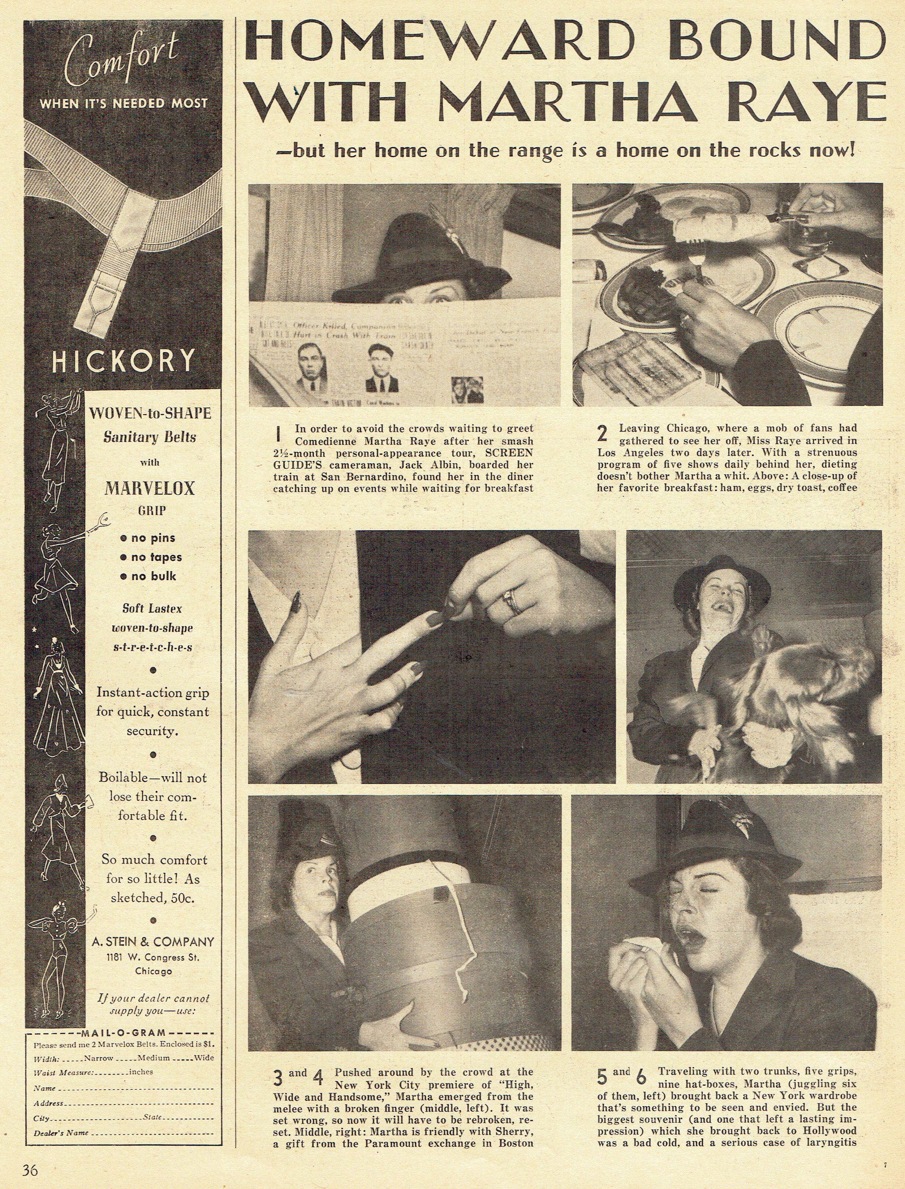 screen guide november 1937g