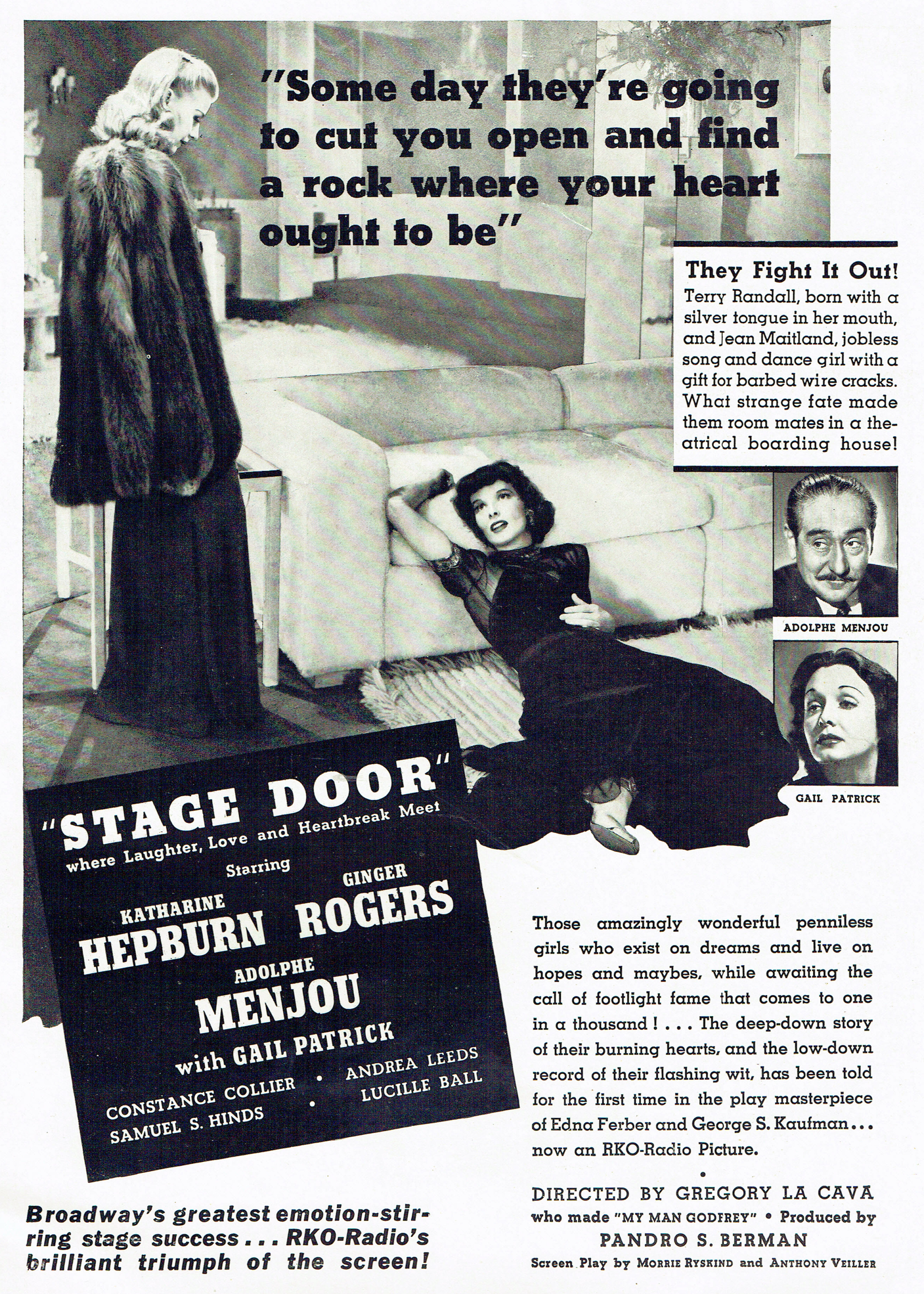 screen guide november 1937j