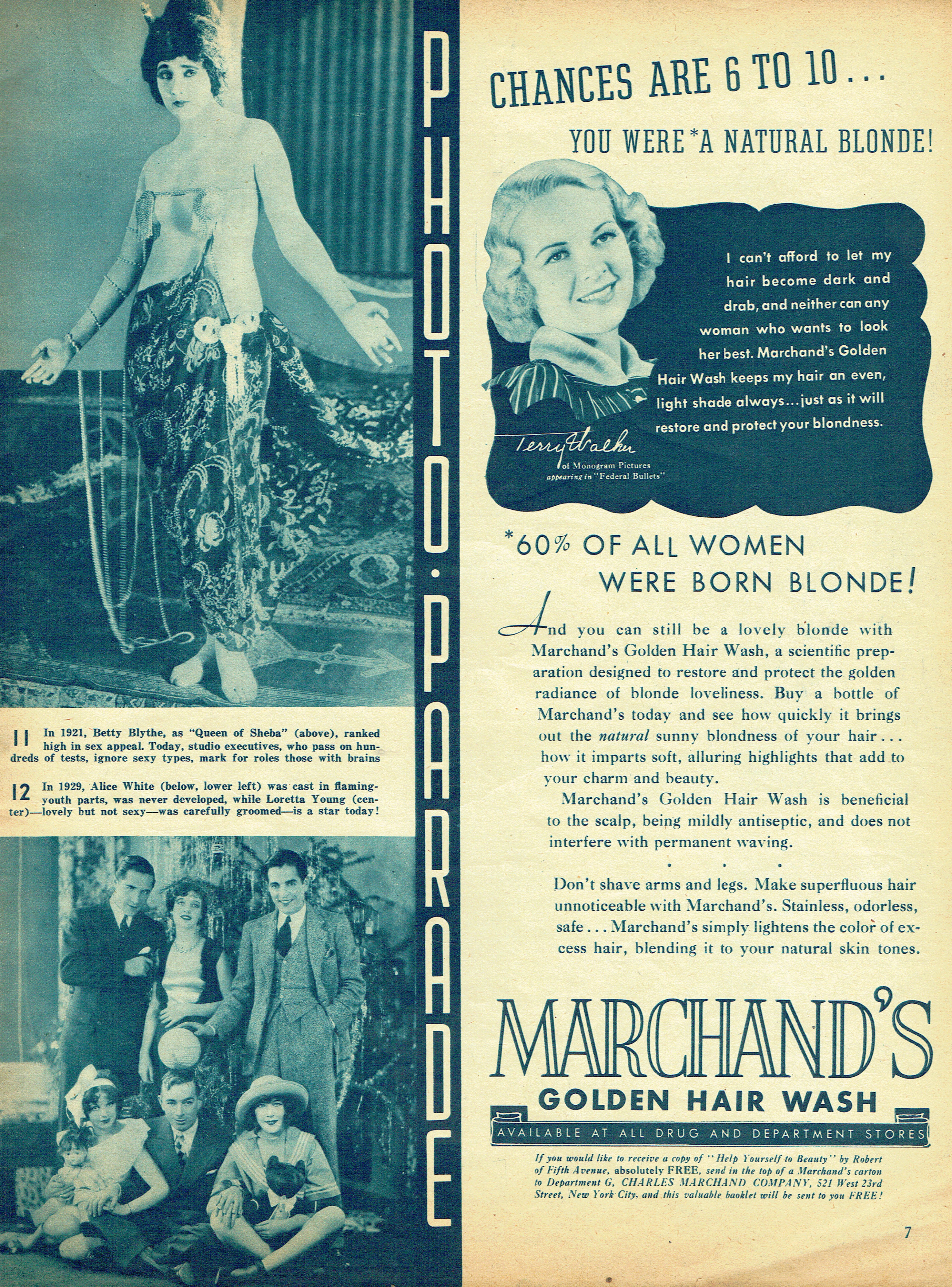 carole lombard screen guide january 1938c