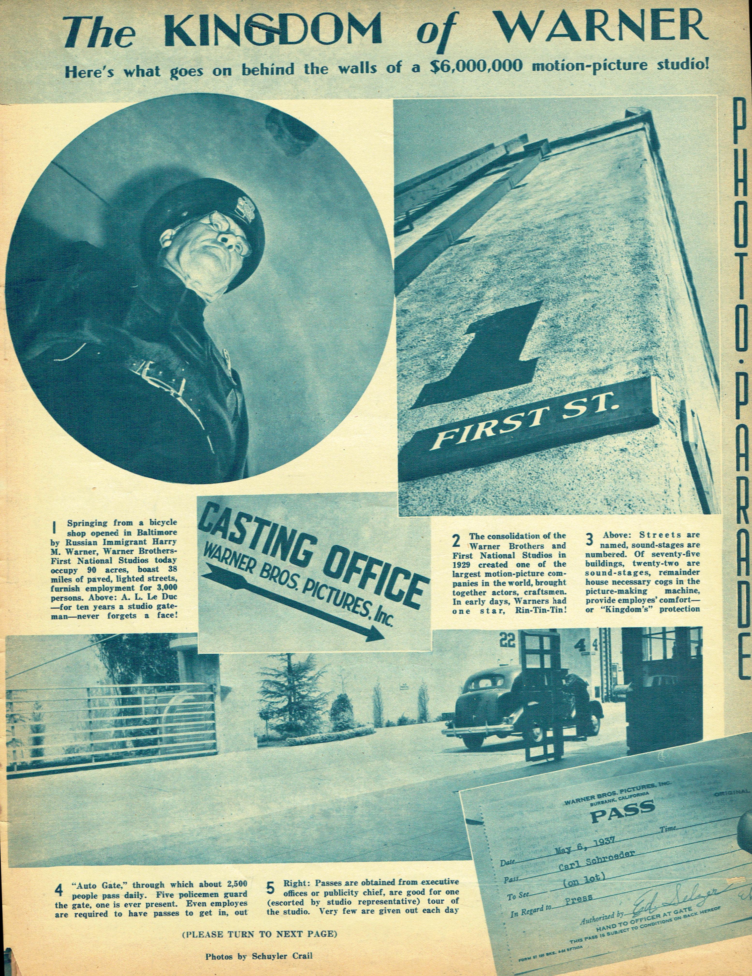 screen guide january 1938e