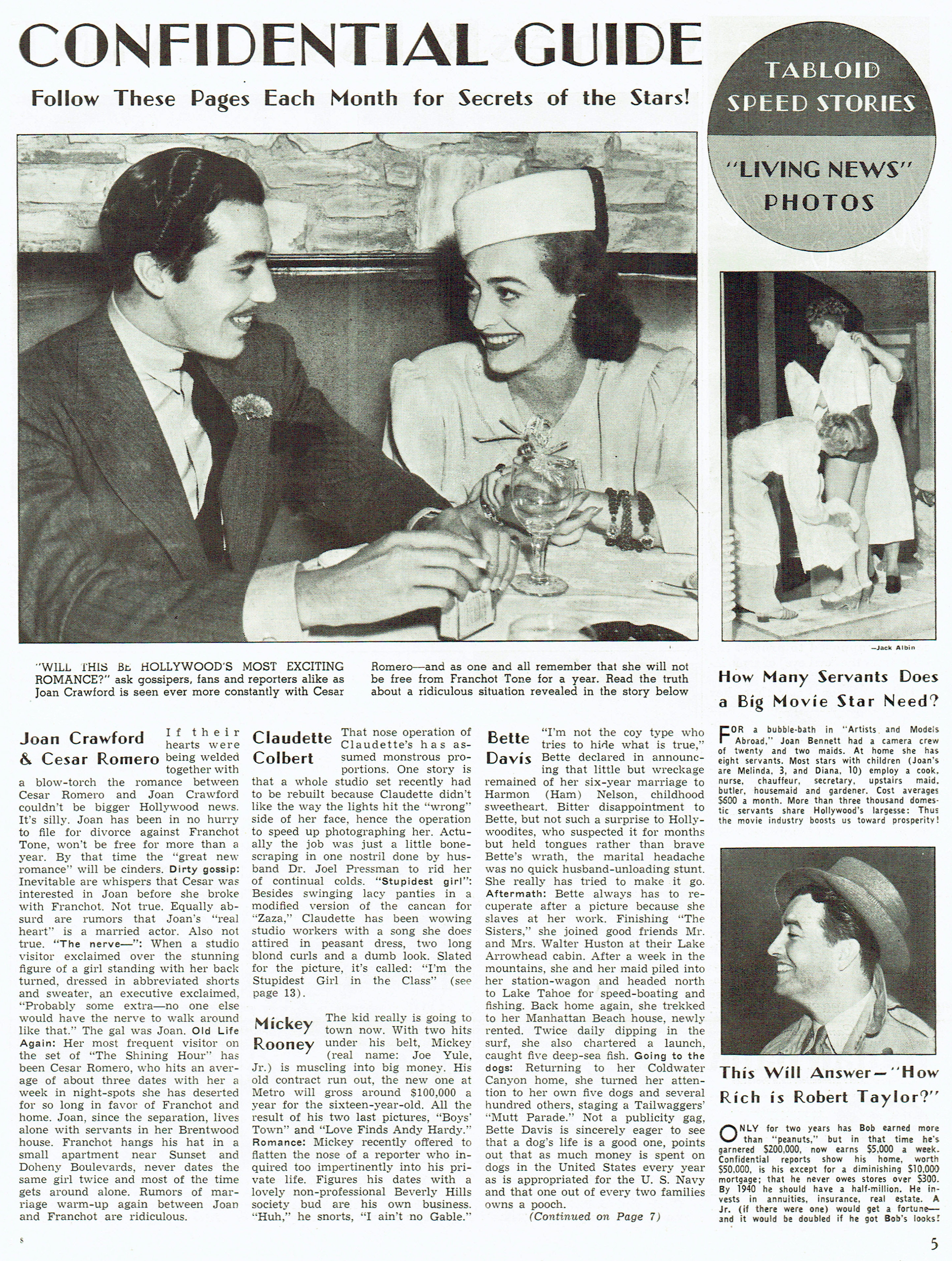screen guide december 1938a
