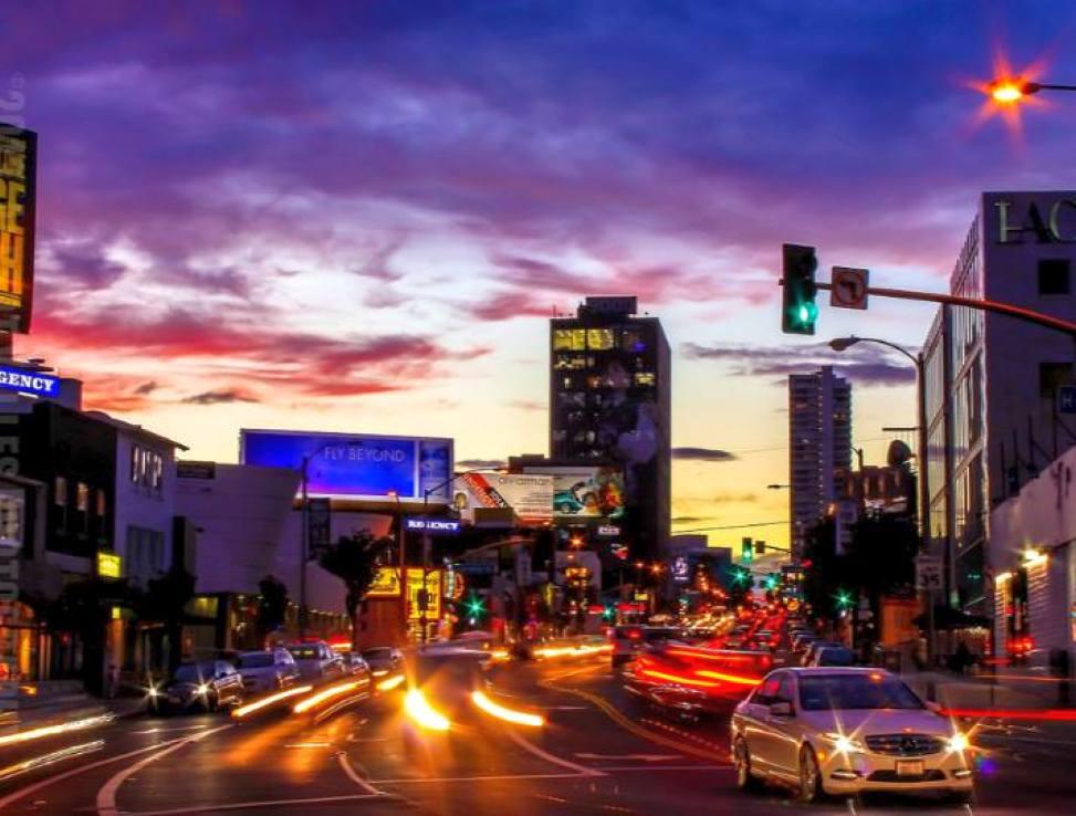 los angeles sunset boulevard 2013a
