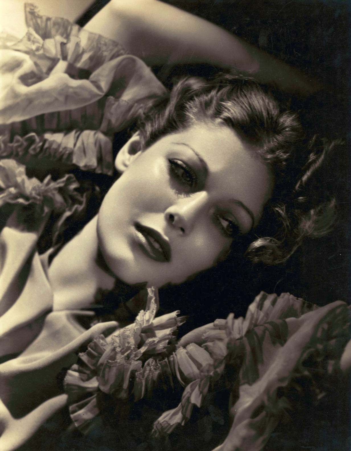george hurrell loretta young 00a