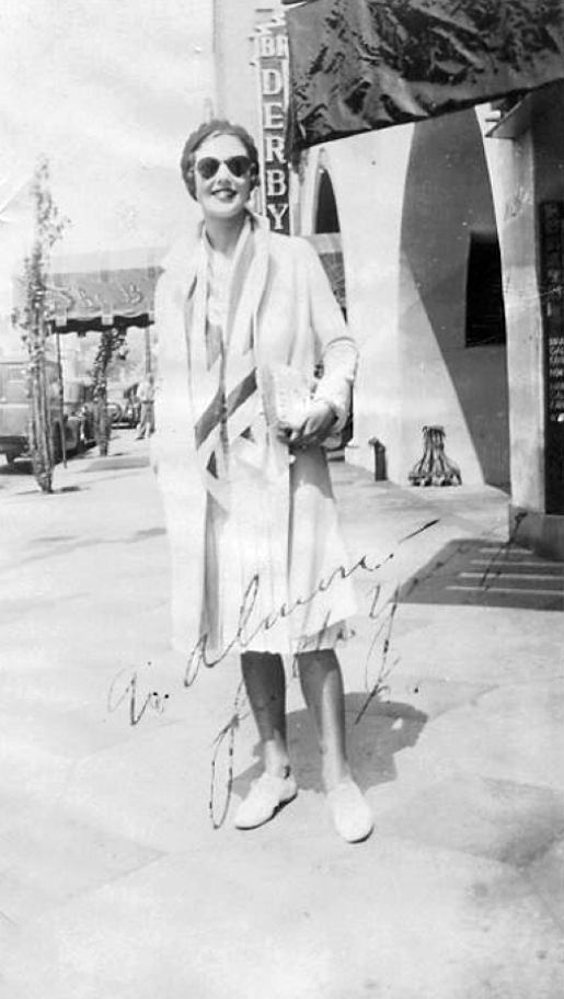 loretta young 1930b brown derby