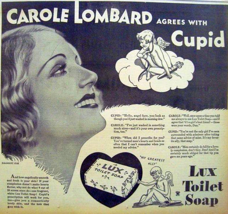 carole lombard lux ad 022134a baltimore sun