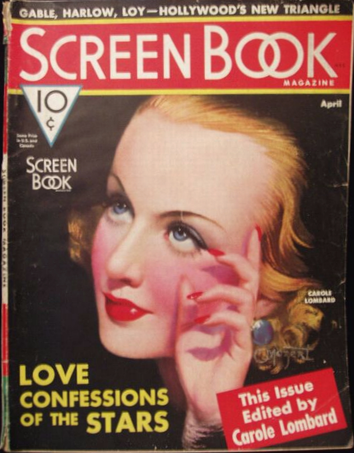 carole lombard screen book april 1936 larger