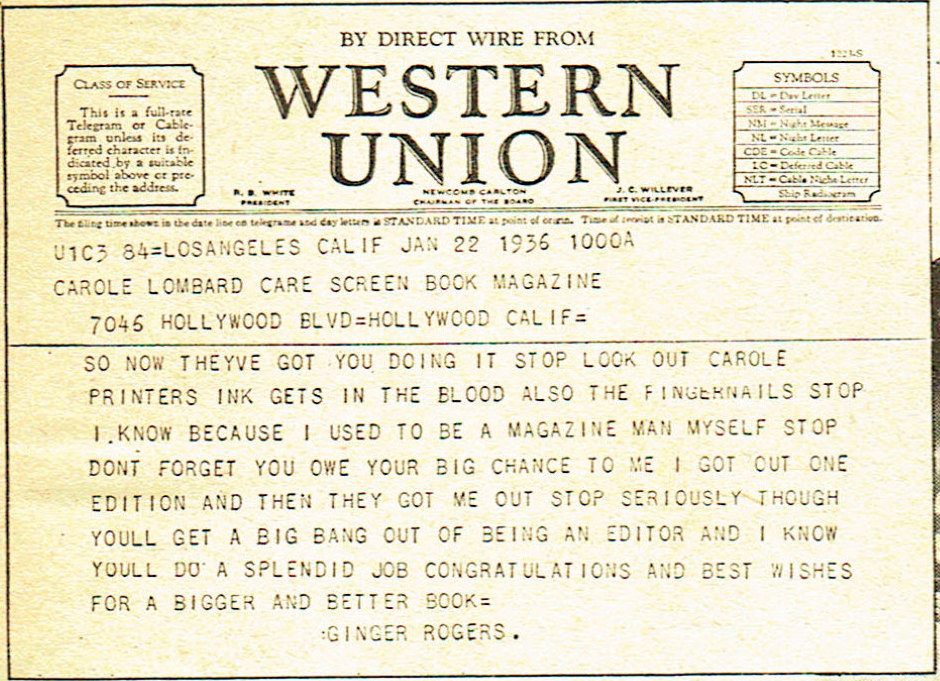 carole lombard screen book april 1936ab