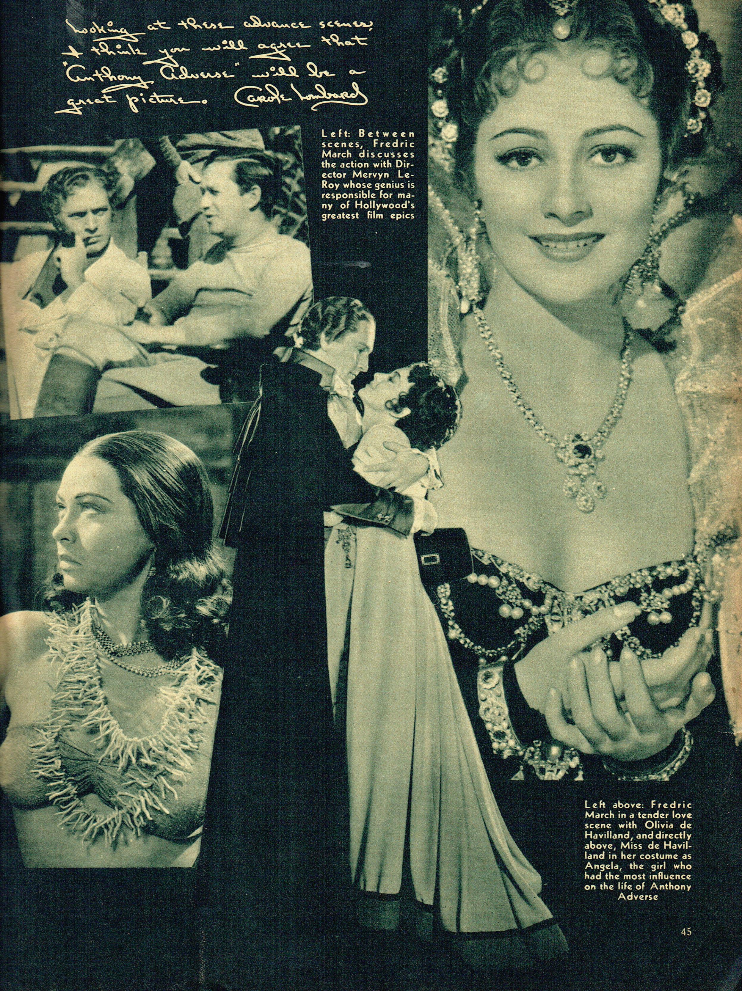 carole lombard screen book april 1936o