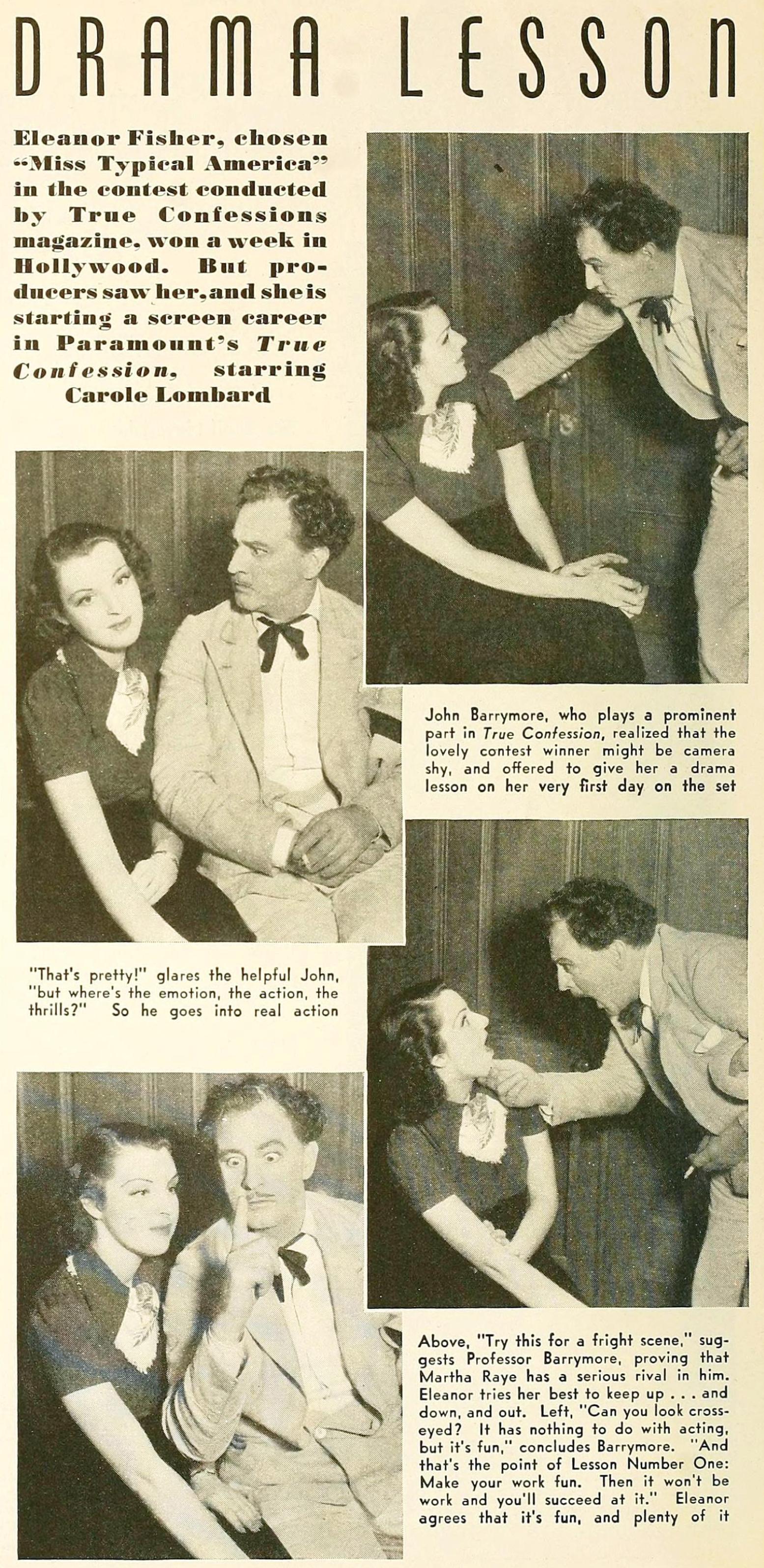 carole lombard hollywood december 1937db
