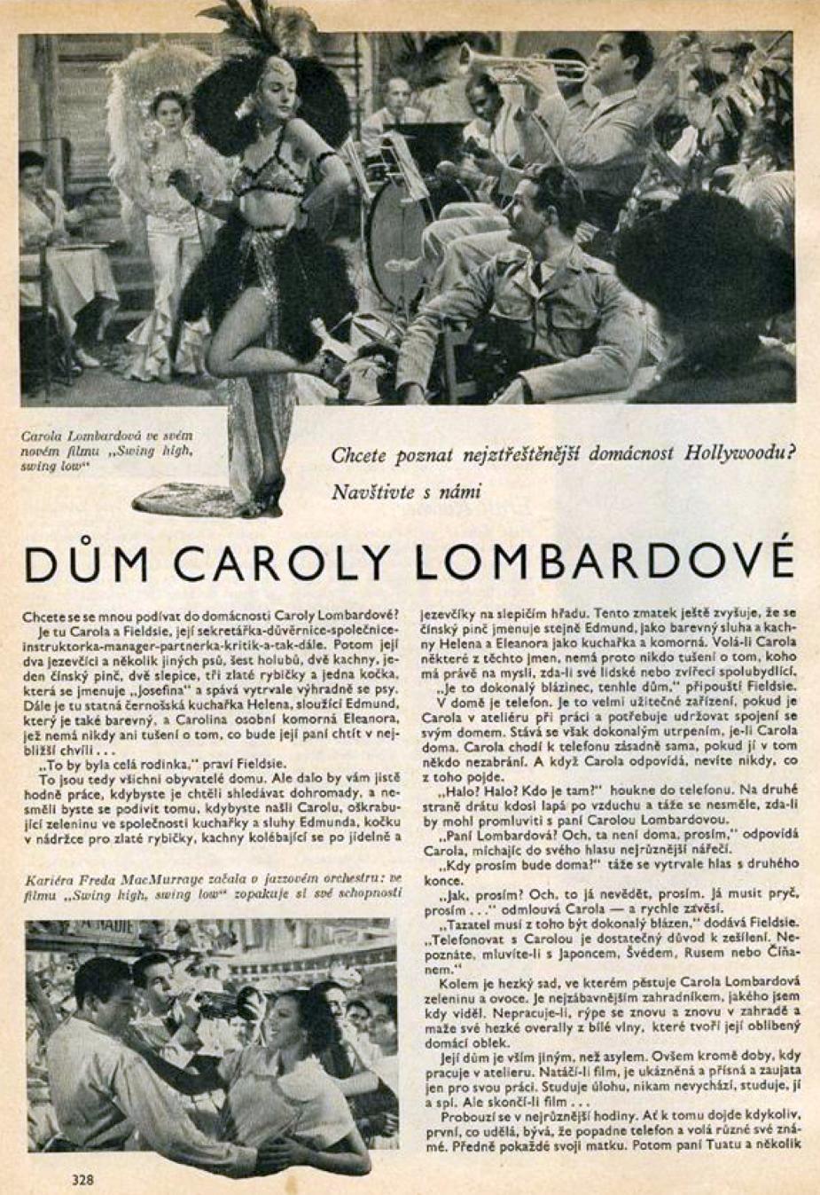 carole lombard kinorevue czech 1937aa