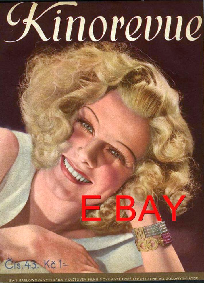 kinorevue czech 1937a cover