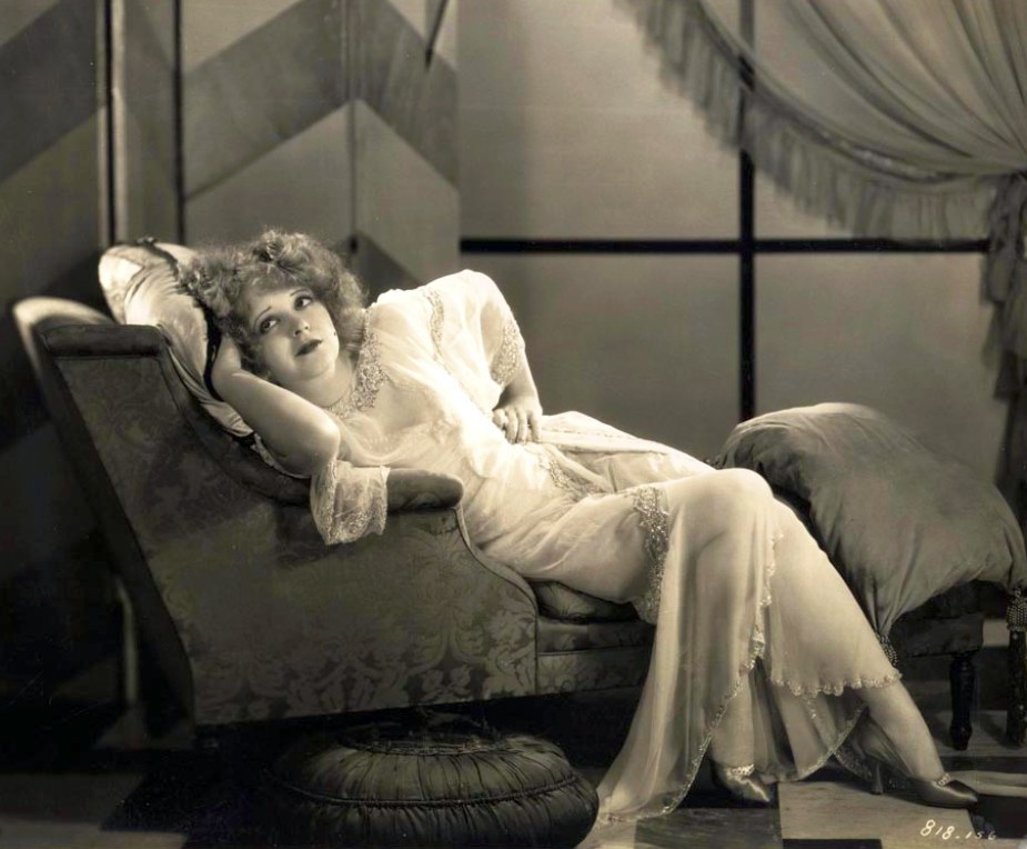 clara bow 32c her wedding night