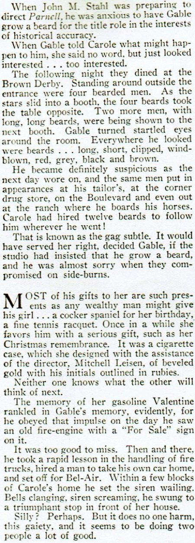 carole lombard screen play march 1937da
